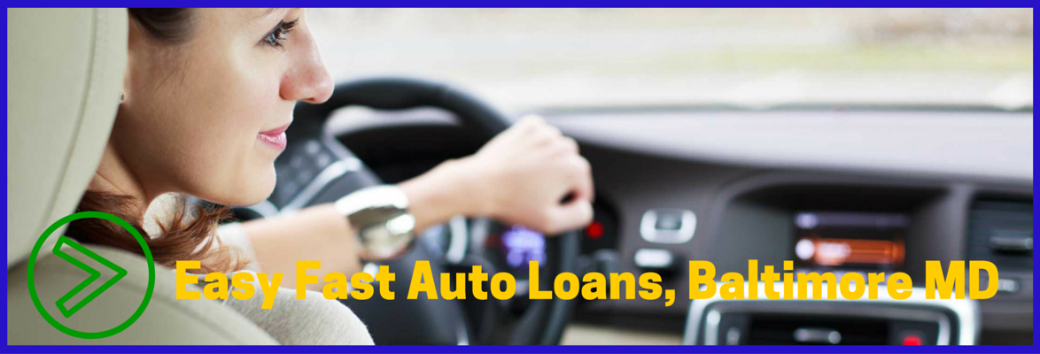 Used Car Loan Rates Maryland